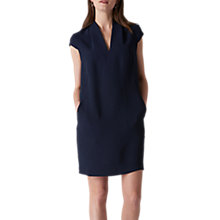 Buy Whistles Paige V Neck Dress Online at johnlewis.com