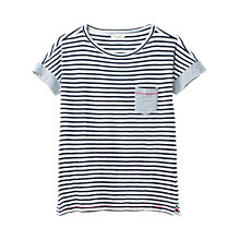 Buy White Stuff Summer Striped Jersey T-Shirt, Multi Online at johnlewis.com