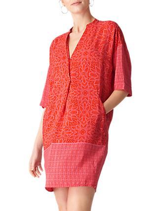 967f4ee4676 Whistles Riya Print Luna Dress