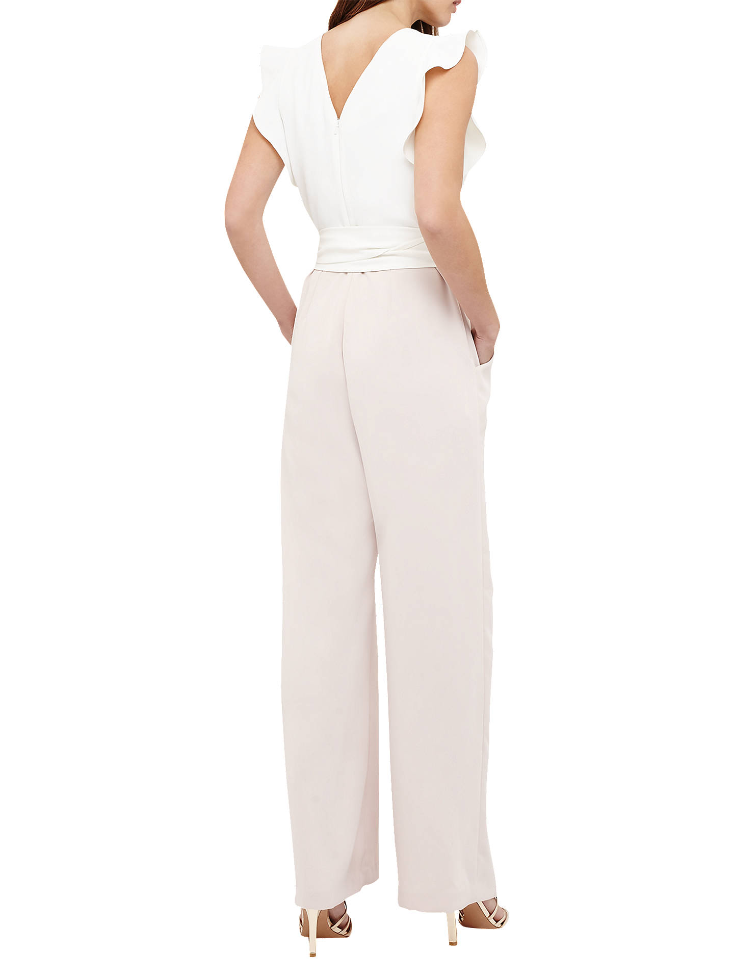 f5555a06ed Phase Eight Victoriana Jumpsuit at John Lewis   Partners
