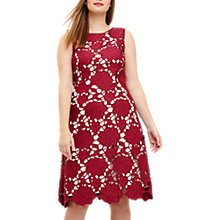 Buy Studio 8 Melody Dress, Berry Online at johnlewis.com