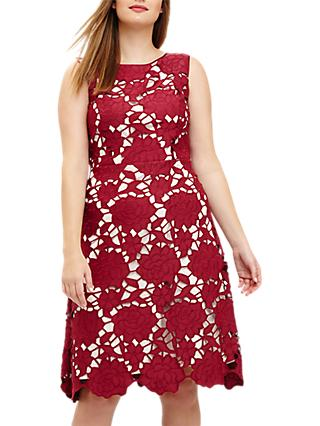 Studio 8 Melody Dress, Berry