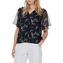 Buy Brora Liberty Floral Silk Blouse Online at johnlewis.com