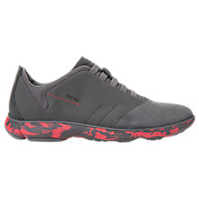 Buy Geox Nebula Trainers, Grey Online at johnlewis.com