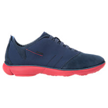 Buy Geox Nebula Trainers, Blue Online at johnlewis.com