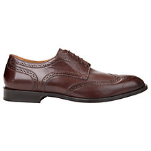 Buy Geox Saymore Leather Derby Brogues Online at johnlewis.com