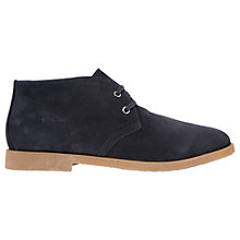 Buy Geox Dwain Amphibiox Waterproof Suede Chukka Boots Online at johnlewis.com