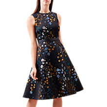 Buy Hobbs Laura Dress, Navy/Multi Online at johnlewis.com