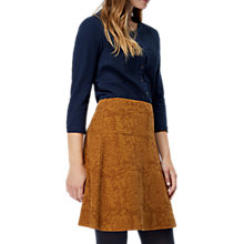 Buy White Stuff Lexi Jacquard Skirt, Chartreuse Online at johnlewis.com
