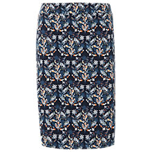 Buy White Stuff Brooklyn Heights Jersey Skirt, Navy Online at johnlewis.com