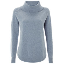 Buy White Stuff Shore Curve Hem Jumper Online at johnlewis.com