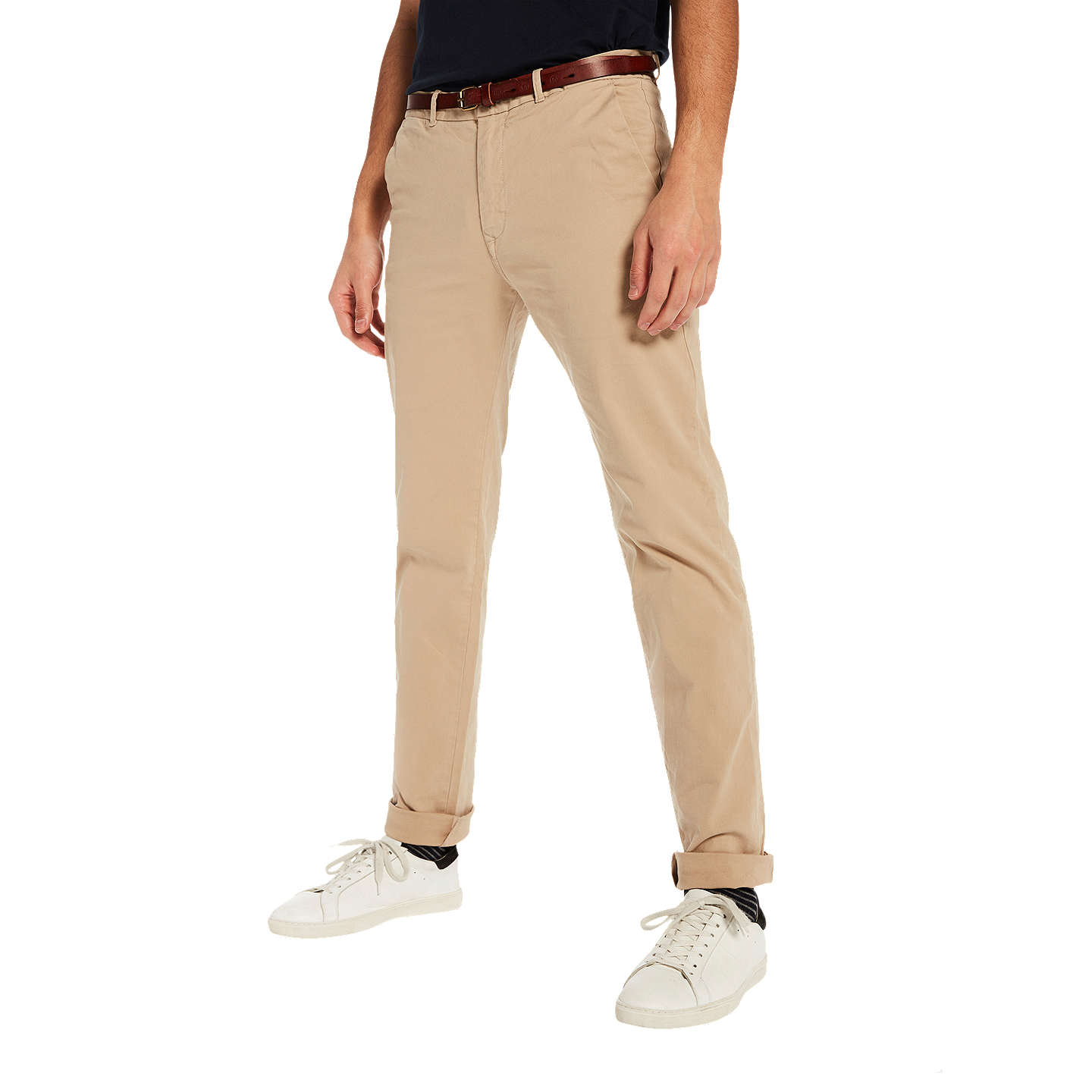 Scotch & Soda Stuart Slim Fit Chinos, Sand by Scotch & Soda