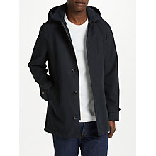 Buy Scotch & Soda Hooded Parka, Night Online at johnlewis.com