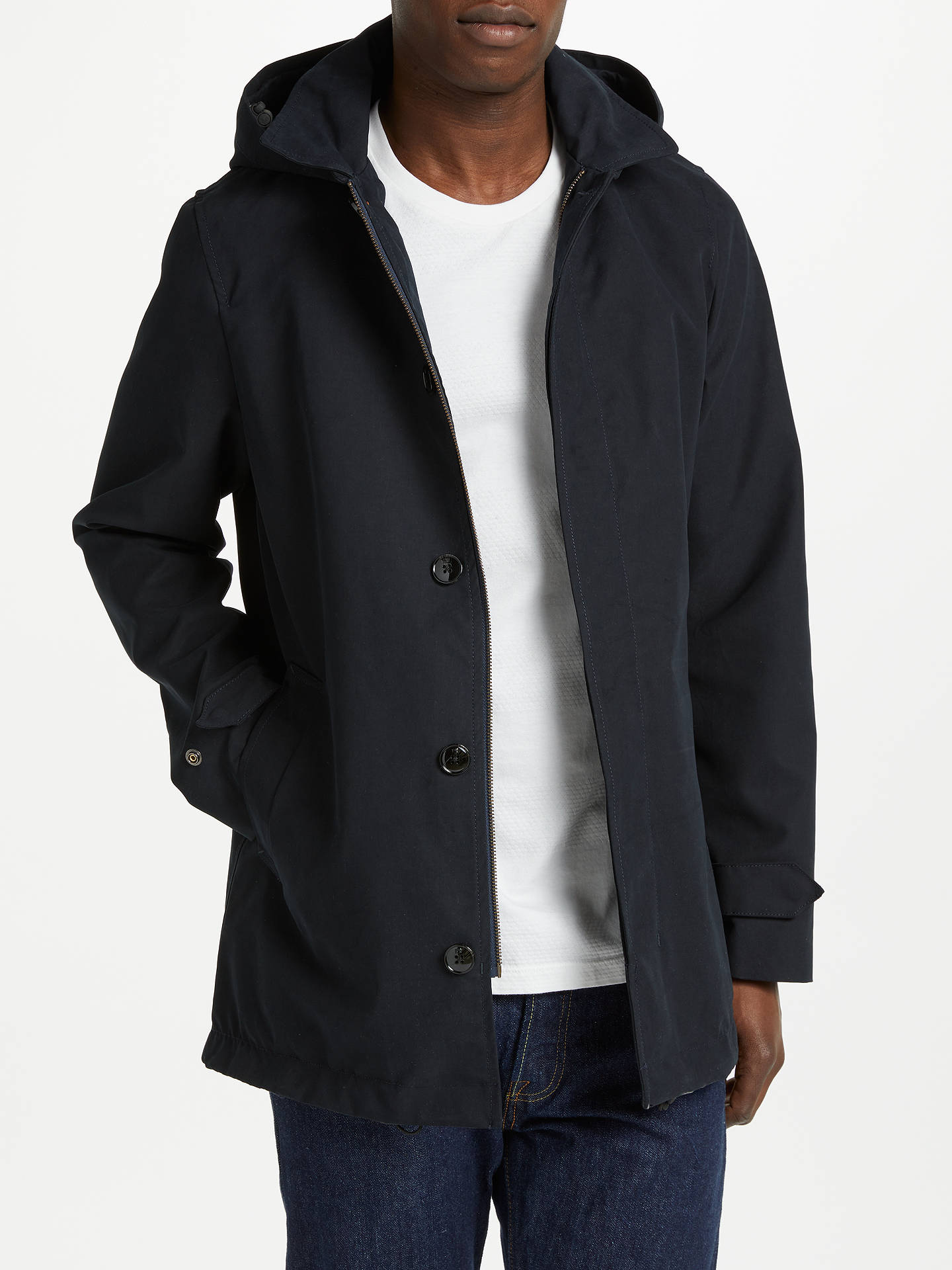 06767339e0f0e BuyScotch   Soda Hooded Parka, Night, S Online at johnlewis. ...