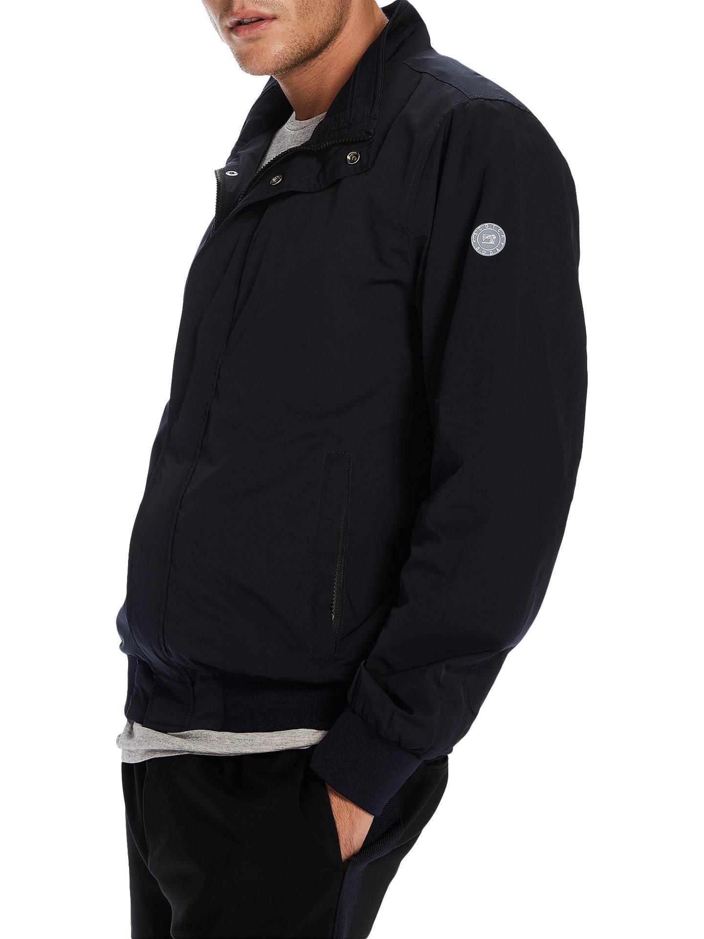 Scotch /& Soda Classic Mens Bomber Jacket