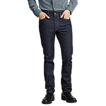 Buy Levi's Made & Crafted Tack Slim Fit Jeans, Indigo Resin Rinse Online at johnlewis.com