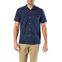 Buy Dockers Lovett Resort Short Sleeve Printed Shirt, Pembroke Online at johnlewis.com