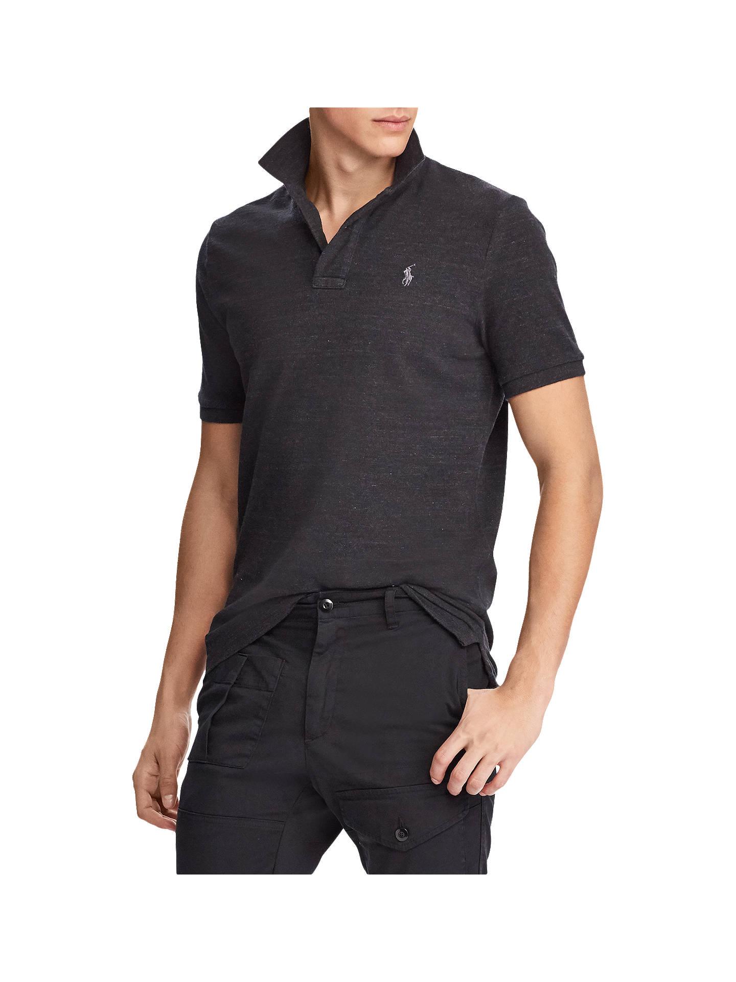 c5a9ae0fbb93a Polo Ralph Lauren Custom Slim Polo Shirt at John Lewis   Partners