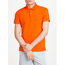 Buy J.Lindeberg Troy Clean Pique Slim Fit Polo Shirt Online at johnlewis.com