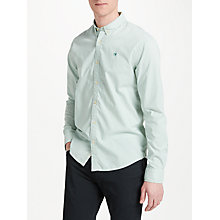 Buy Scotch & Soda Classic Oxford Stripe Shirt, Mint Online at johnlewis.com