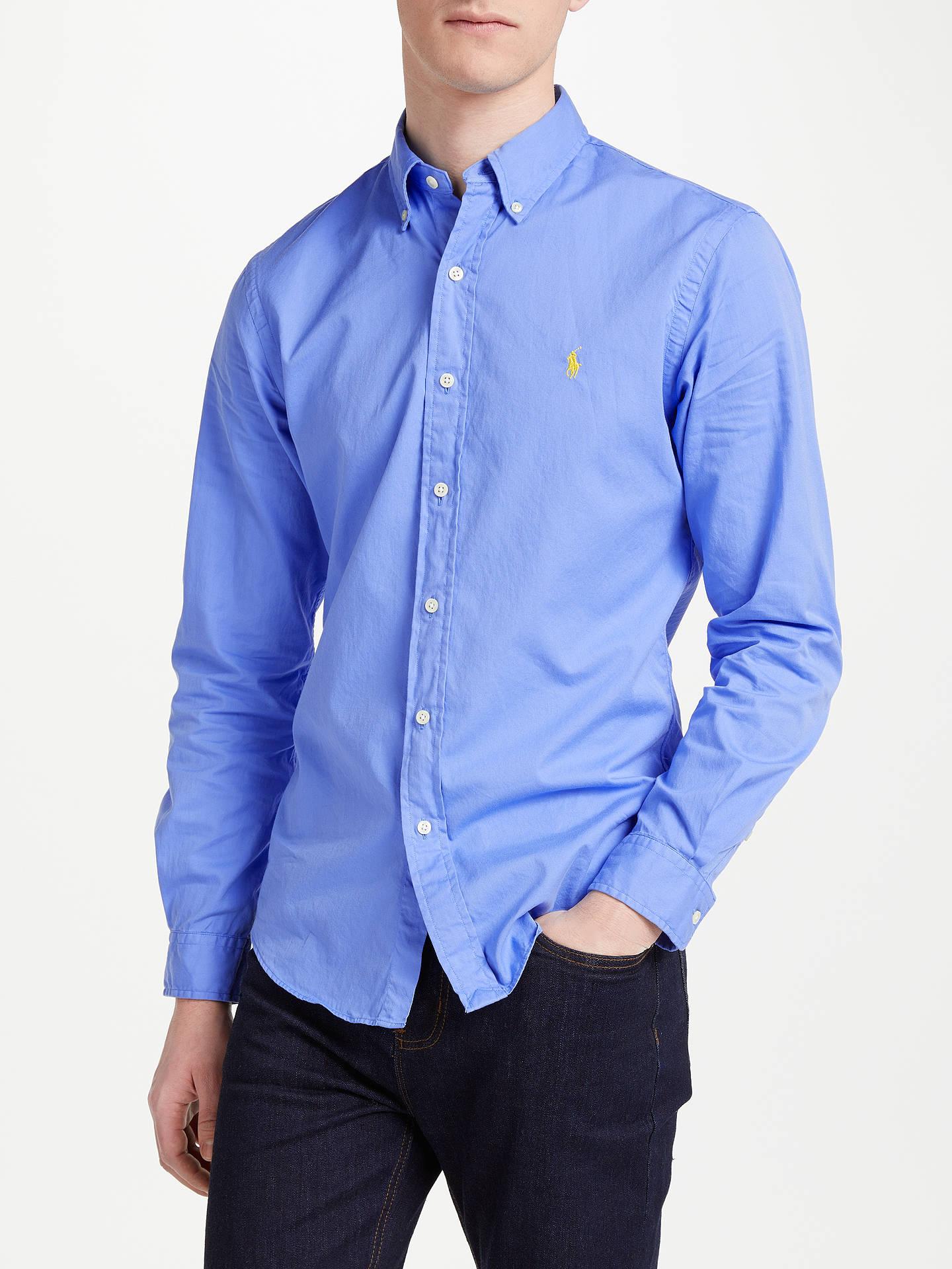 6adc1c3df97 Polo Ralph Lauren Cotton Poplin Shirt at John Lewis   Partners