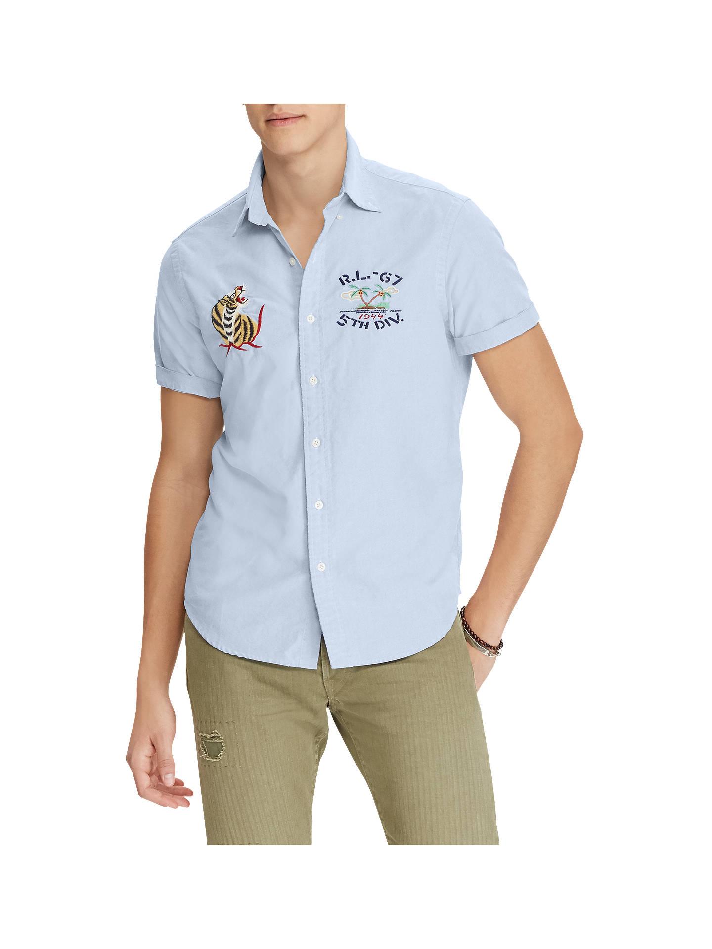 fdd43a4661cce Buy Polo Ralph Lauren Short Sleeve Hawaiian Print Shirt