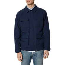 Buy Selected Homme Jonas Jacket, Dark Sapphire Online at johnlewis.com