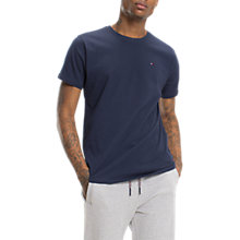 Buy Tommy Jeans Slim Fit Crew Neck T-Shirt Online at johnlewis.com