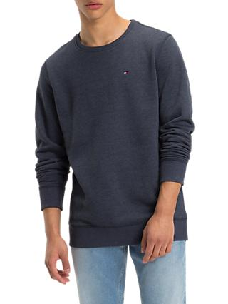 Tommy Jeans Crew Neck Sweatshirt