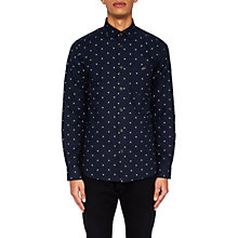 Buy Ted Baker Chimsky Monkey Print Long Sleeve Shirt Online at johnlewis.com