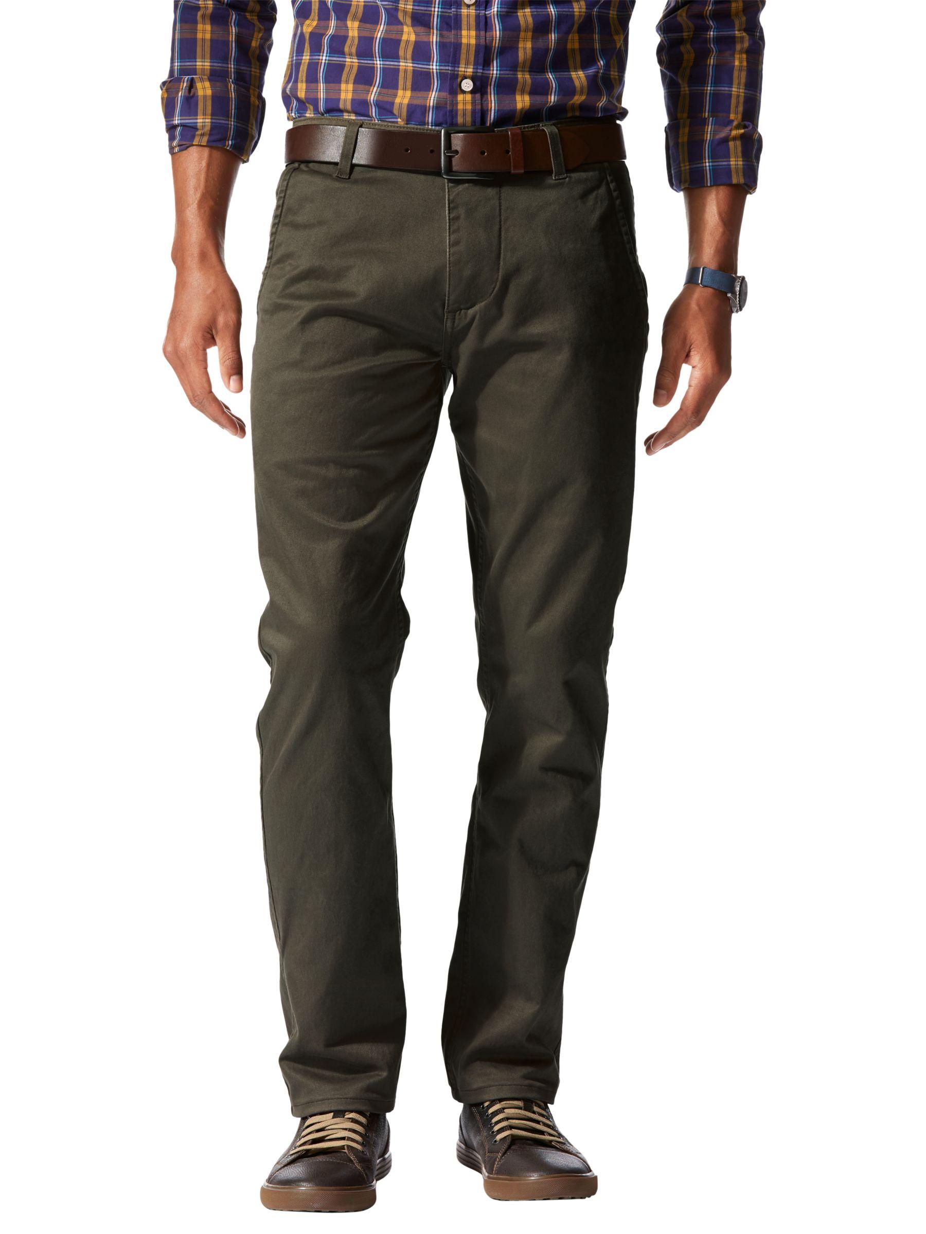 Dockers Dockers Alpha Original Slim Fit Trousers