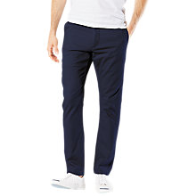 Buy Dockers Washed Khaki Skinny Stretch Twill Trousers Online at johnlewis.com