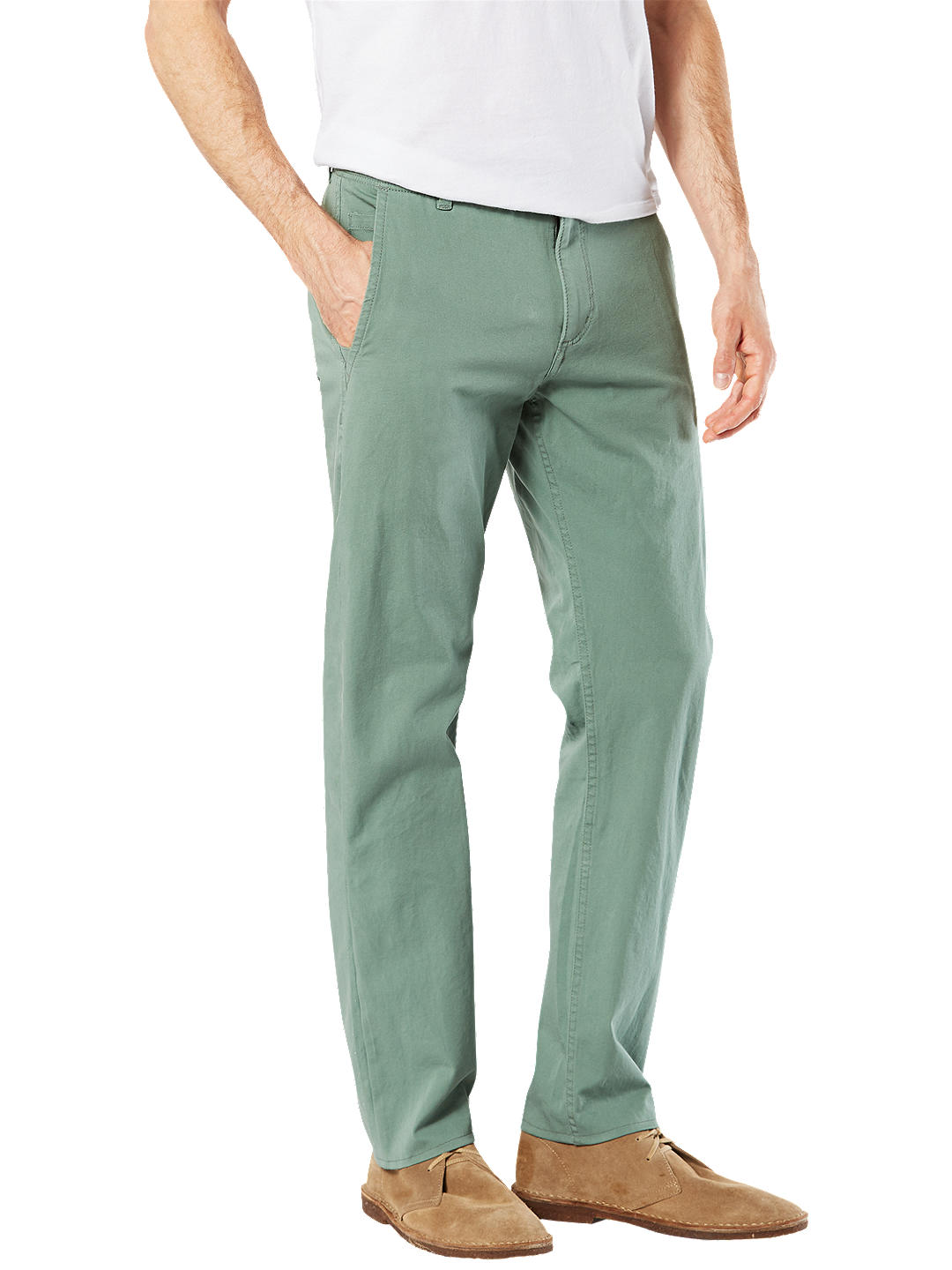dockers mens solid flex - HD 1080×1440