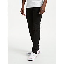 Buy J.Lindeberg Damen Skinny Jeans, Black Online at johnlewis.com