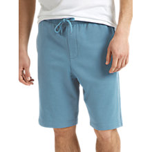 Buy Lyle & Scott Regular Fit Sweat Shorts, Mist Blue Online at johnlewis.com