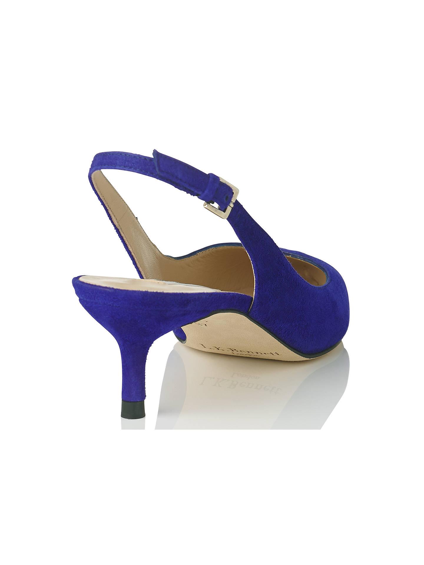 1a291fcc18f ... Buy L.K.Bennett Ava Slingback Court Shoes