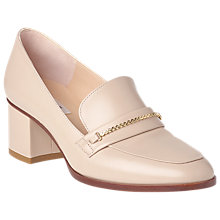 Buy L.K.Bennett Emma Block Heel Loafers Online at johnlewis.com
