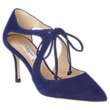 Buy L.K.Bennett Hyelin Cut Out Stiletto Heel Court Shoes Online at johnlewis.com
