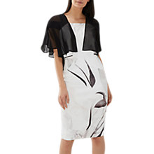 Buy Coast Marrie Waterfall Chiffon Cape Online at johnlewis.com