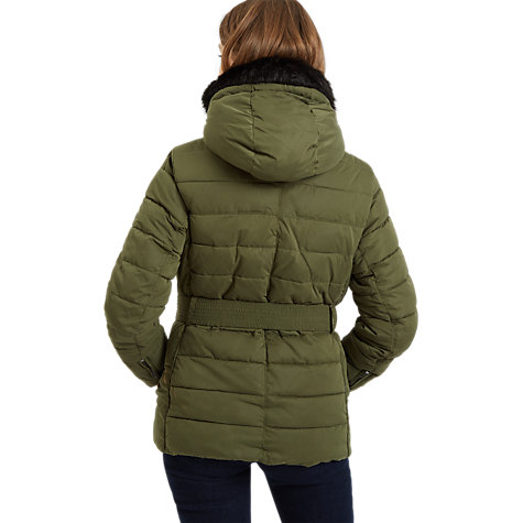 Buy Jaeger Short Belted Puffer Coat Online at johnlewis.com
