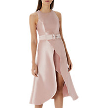 Buy Coast Lizzy Belted Shift Dress, Neutral Online at johnlewis.com