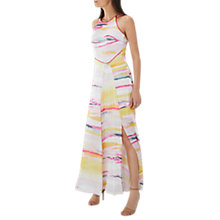 Buy Coast Galesa Maxi Dress, Multi Online at johnlewis.com