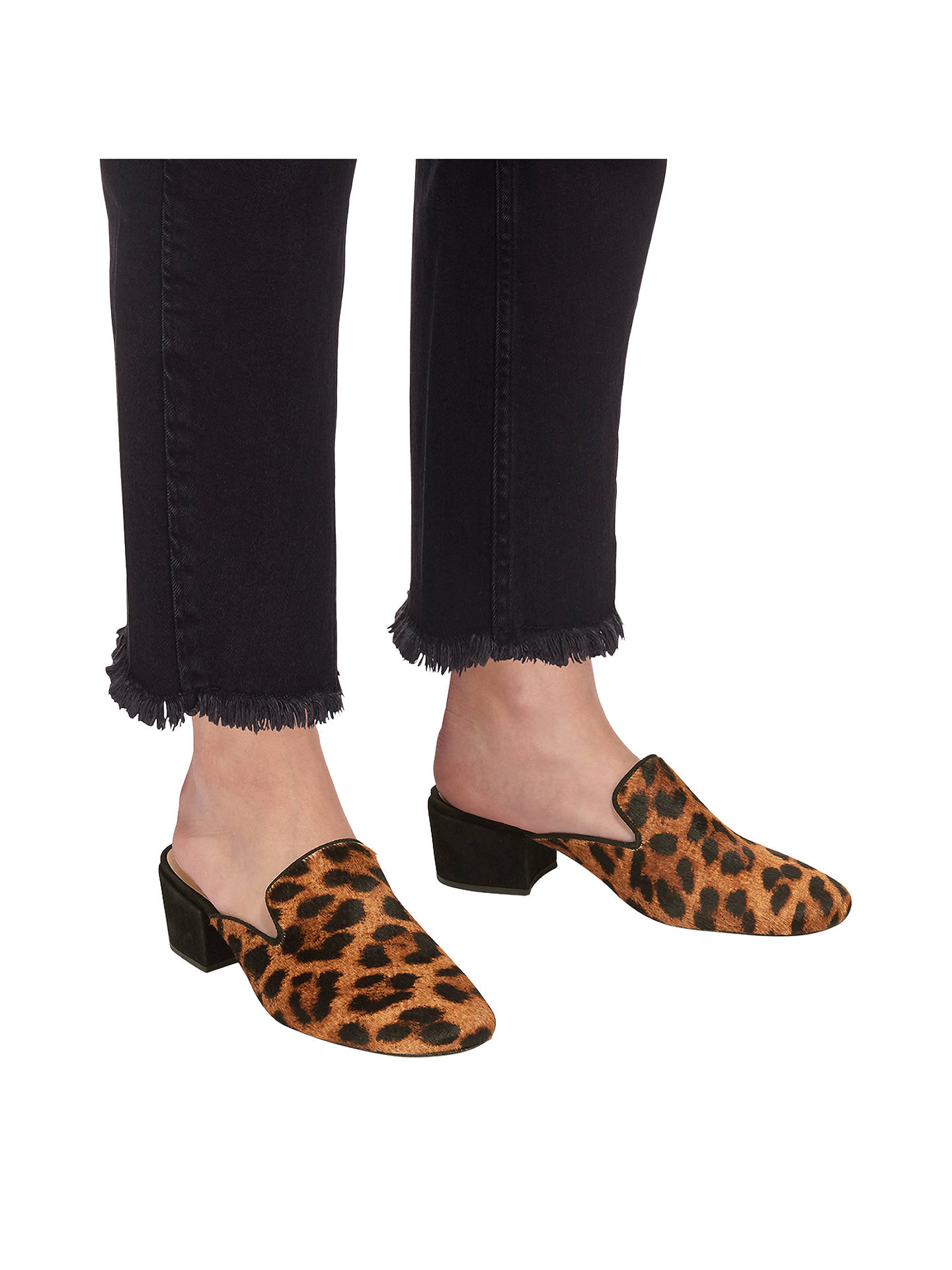 59ccc6973b3 ... Buy Whistles Dex Backless Loafers