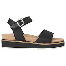 Buy Whistles Kelsey Easy Footbed Sandals Online at johnlewis.com