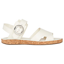 Buy Whistles Maddox Flatform Sandals Online at johnlewis.com