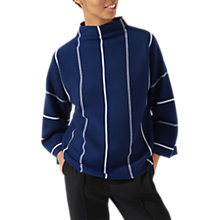 Buy Jigsaw Double Faced Stripe Jumper Online at johnlewis.com