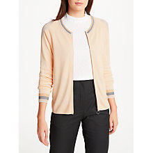 Buy Numph Aleah Cardigan, Pastel Rose Online at johnlewis.com