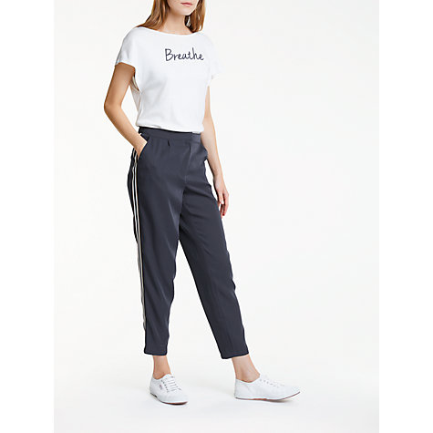 Buy Y.A.S Khool Trousers, Night Sky Online at johnlewis.com