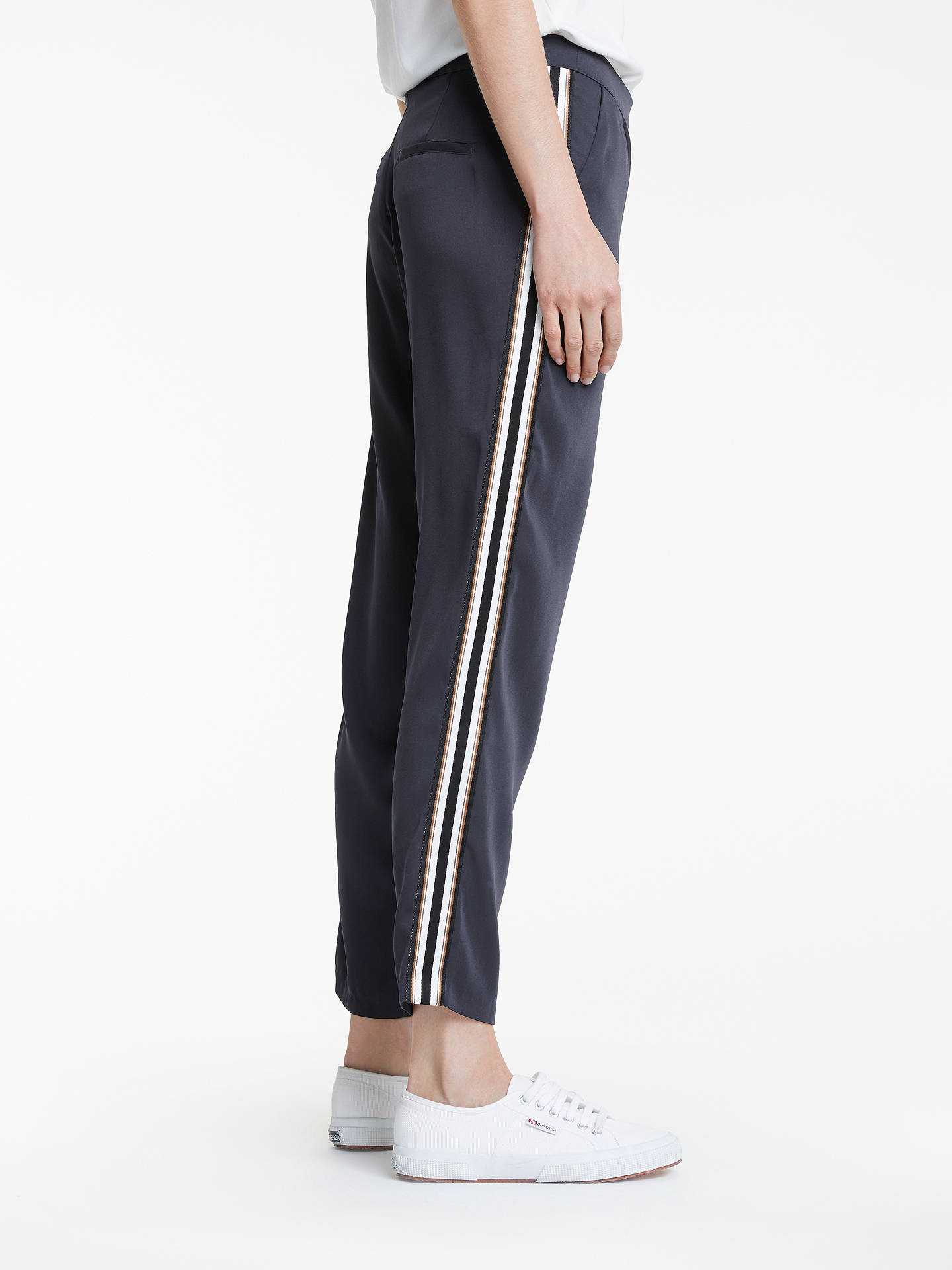 BuyY.A.S Khool Trousers, Night Sky, S Online at johnlewis.com