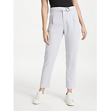 Buy SUNCOO Jules Trousers, Blue Online at johnlewis.com